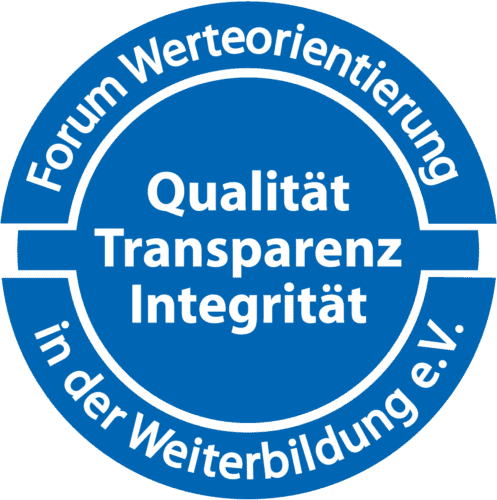 Qualität - Transparenz - Integrität - Dr. Wafi Al-Baghdadi - Forum Werteorientierung