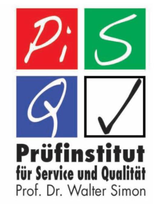 Prüfinstitut für Service und Qualität